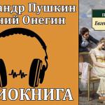 Евгений Онегин. Александр Пушкин - аудиокнига