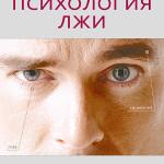 Психология лжи - аудиокнига. Пол Экман: аудиокнига