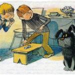 Витя Малеев в школе и дома - картинка